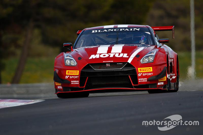 23 Team Rjn Motorsport Nissan Gt R Nismo Gt3 Alex Buncombe Matt