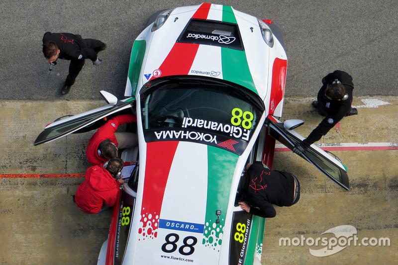 Фабрицио Джованарди, Alfa Romeo Giulietta TCR, Team Mulsanne