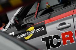 Partenariat entre Motorsport.com et TCR Europe Series