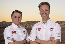 Бернард тен Бринке и Мишель Перен, Toyota Gazoo Racing
