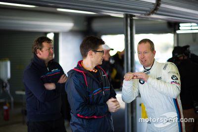 BMW Motorsport announcement