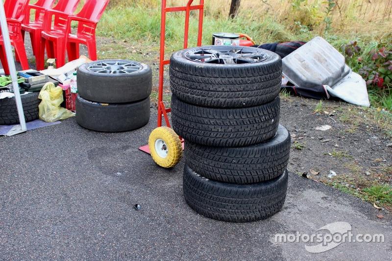 Дощова гума Жовтонога