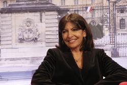 Anne Hidalgo, Bürgermeisterin von Paris