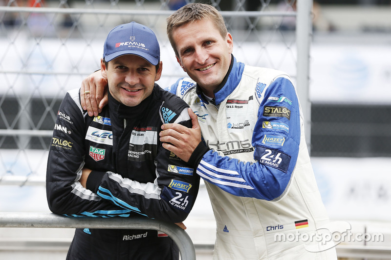 Richard Lietz, Dempsey Proton Competition, Christian Ried, KCMG