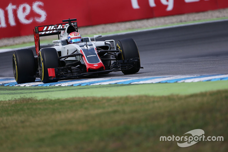 13. Romain Grosjean, Haas F1 Team VF-16