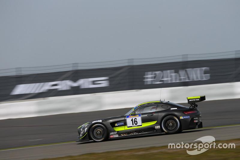 #29 HTP Motorsport, Mercedes-AMG GT3