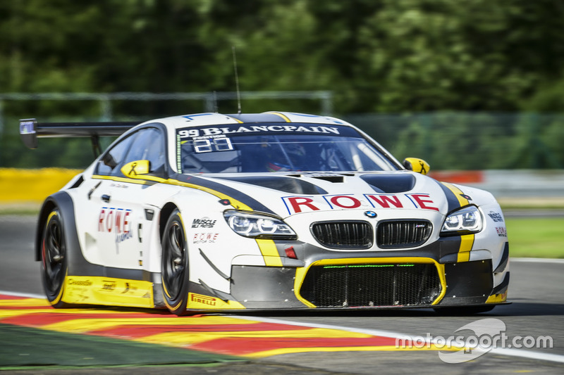 1. #99 Rowe Racing, BMW M6 GT3