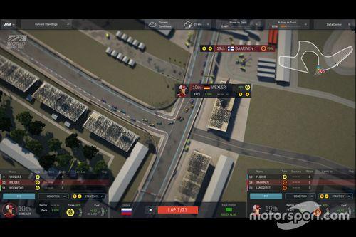 Presentation SEGA 2016 Motorsport Manager