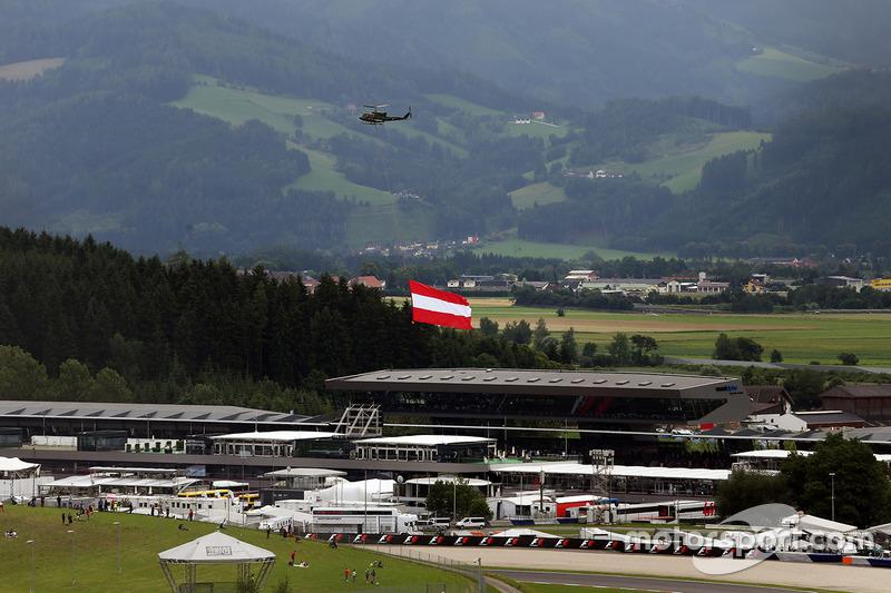 Bandera austríaca