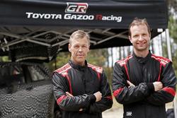 Juho Hänninen, Kaj Lindström, Toyota Gazoo Racing WRC 2017