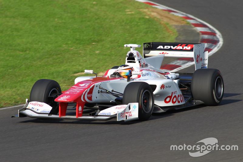 Стоффель Вандорн, Dandelion Racing