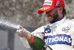 Второе место: Ник Хайдфельд, BMW Sauber F1.08
