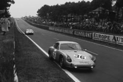 Herbert Linge, Ben Pon, Porsche 695 GS; Pedro Rodriguez, Ricardo Rodriguez, Ferrari 250 TRI/61