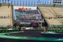 Stadium and track view