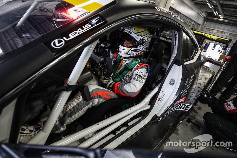 #96 K-tunes Racing LMcorsa:新田守男