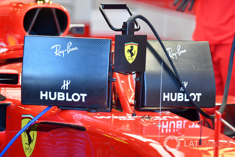 Monitores Ferrari