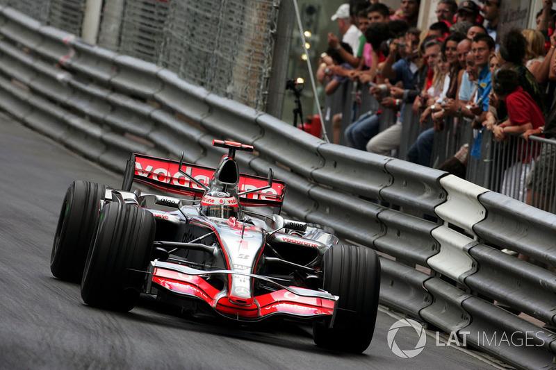 GP Monako 2007
