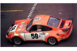 #58 Porsche: José María Fernández, Claude Haldi y Jean-Marc Seguin