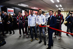 WRC drivers and Malcolm Wilson open the show
