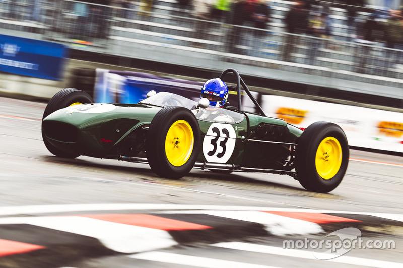 Monoposto Lotus storica