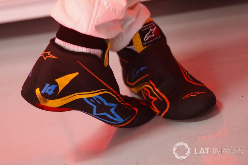 10 місце — Фернандо Алонсо, McLaren — 55