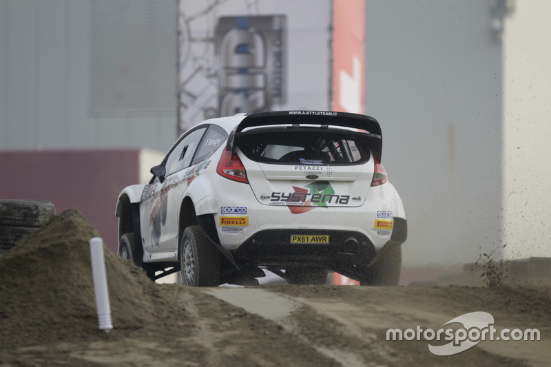 Simone Romagna, Ford Focus WRC, RC Isola Vicentina