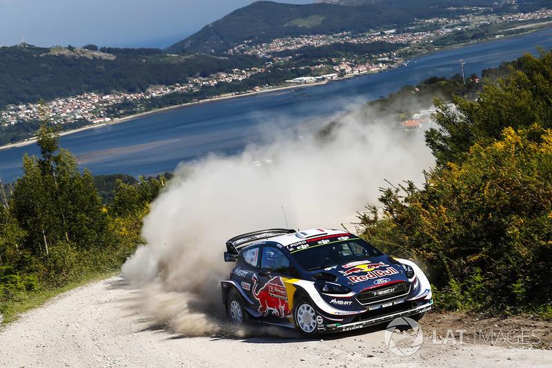 Sébastien Ogier, Julien Ingrassia, Ford Fiesta WRC, M-Sport, dettaglio