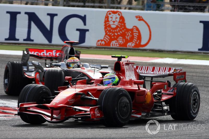 2008. Переможець: Феліпе Масса, Ferrari