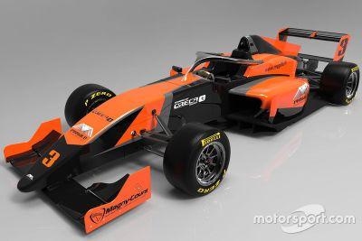 Regional F3 car unveil