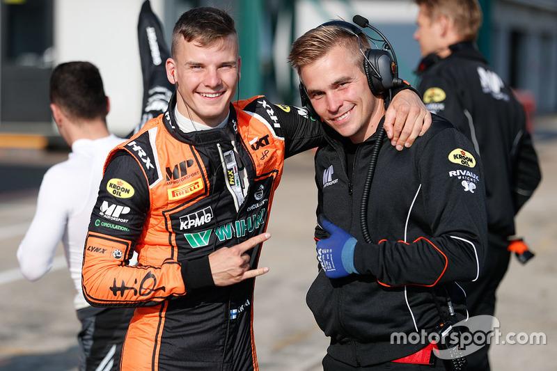 Niko Kari, MP Motorsport