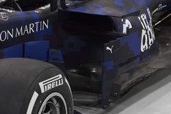 Dettaglio della Red Bull Racing RB14