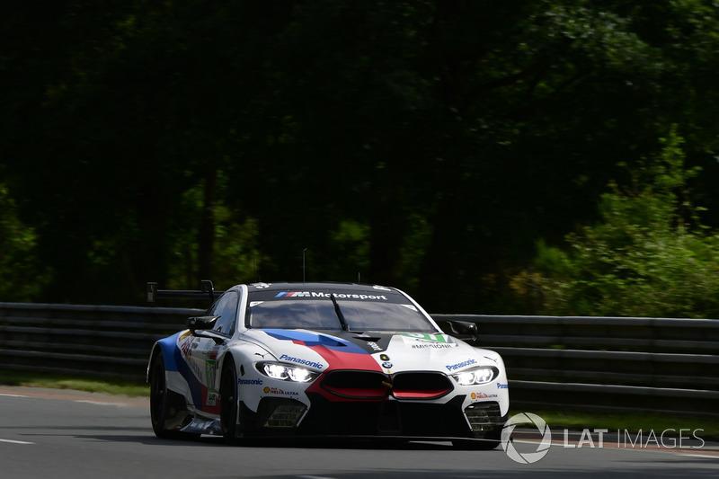 43. #81 BMW Team MTEK BMW M8 GTE