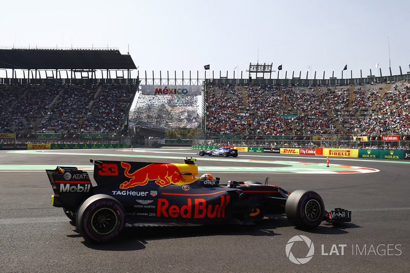 2. Max Verstappen, Red Bull Racing RB13
