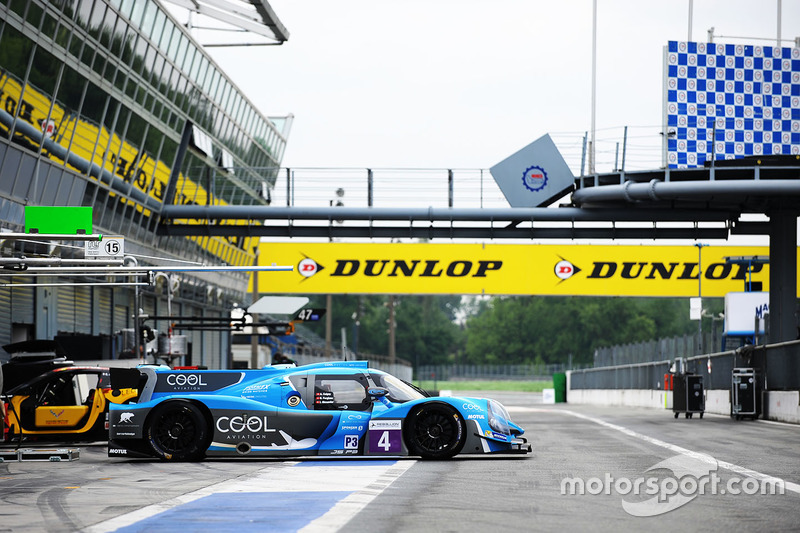 #4 Cool Racing by GPC, Ligier JS P3 – Nissan