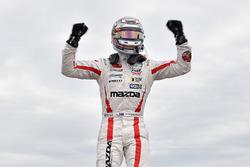 Race winner Anthony Martin, Cape Motorsports