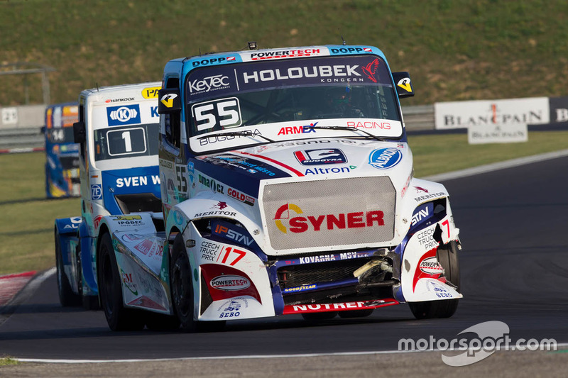 Truck-EM (ETRC): Buggyra International Racing System, Freightliner