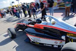 Марта Гарсия на этапе испанской Ф4 в Хараме