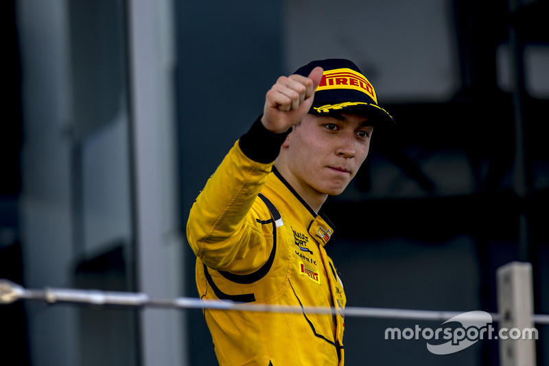 #9: Jack Aitken - 5. Platz GP3 (Arden)