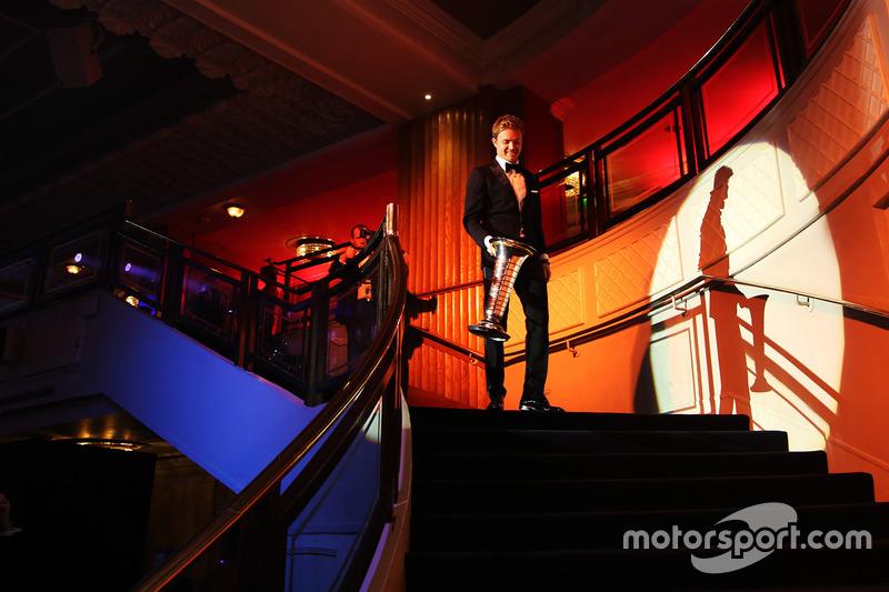 6. Чемпіон світу Ніко Росберг, Mercedes AMG F1