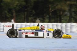 Найджел Менселл, Williams FW11 Honda
