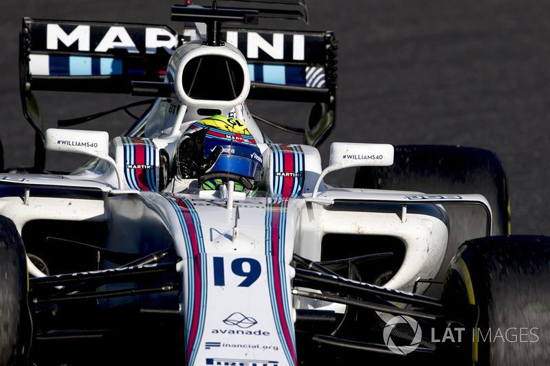 Felipe Massa esteve em todos os GPs de Austin disputados até agora e foi quarto duas vezes, em 2012 e 2014.