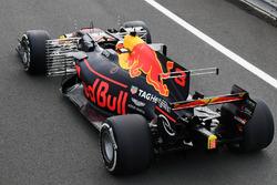 Daniel Ricciardo, Red Bull Racing RB13, aero sensörleri