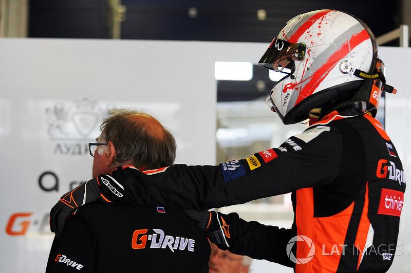 Pierre Thiriet, G-Drive Racing