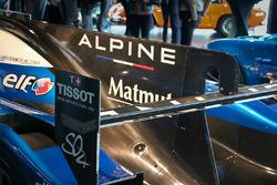 Signatech Alpine A470 detalle