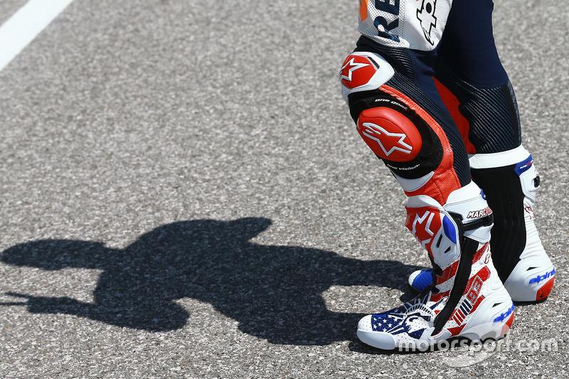20 Nisan: Amerika GP