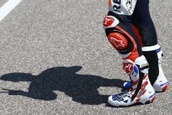 Marc Marquez, Repsol Honda Team's boots