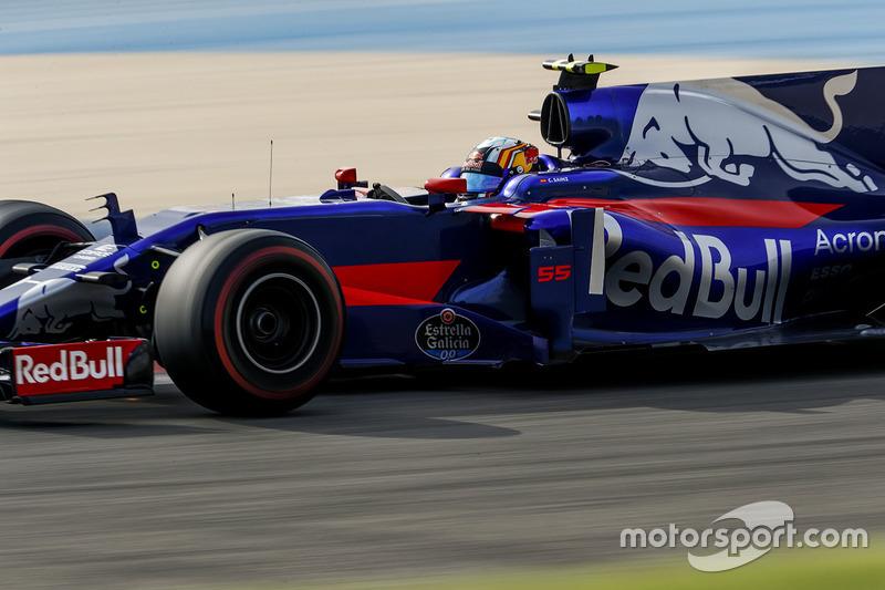 9 місце - Карлос Сайнс, Toro Rosso