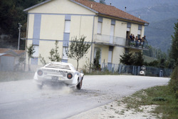 Tony Fassina, Mauro Mannini, Lancia Stratos