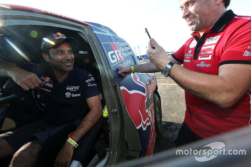 Nasser Al-Attiyah, Overdrive Racing