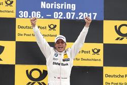 Podium: 1. Bruno Spengler, BMW Team RBM, BMW M4 DTM